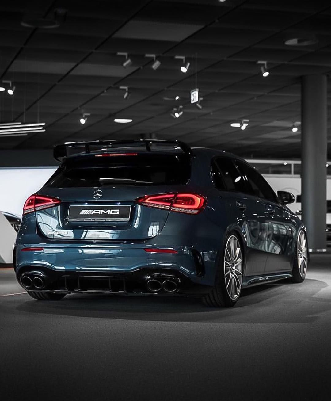 The New Mercedes Amg A35 Hatchback Europe Only For Now