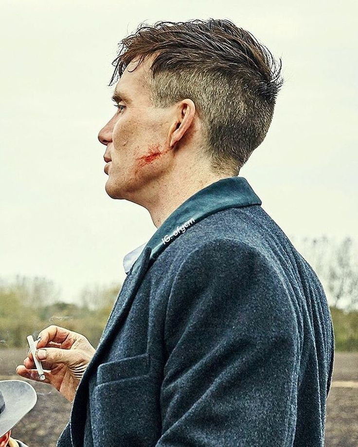 Tommy Shelby With Images Peaky Blinders Hair Peaky Blinder Haircut Thomas Shelby Haircut