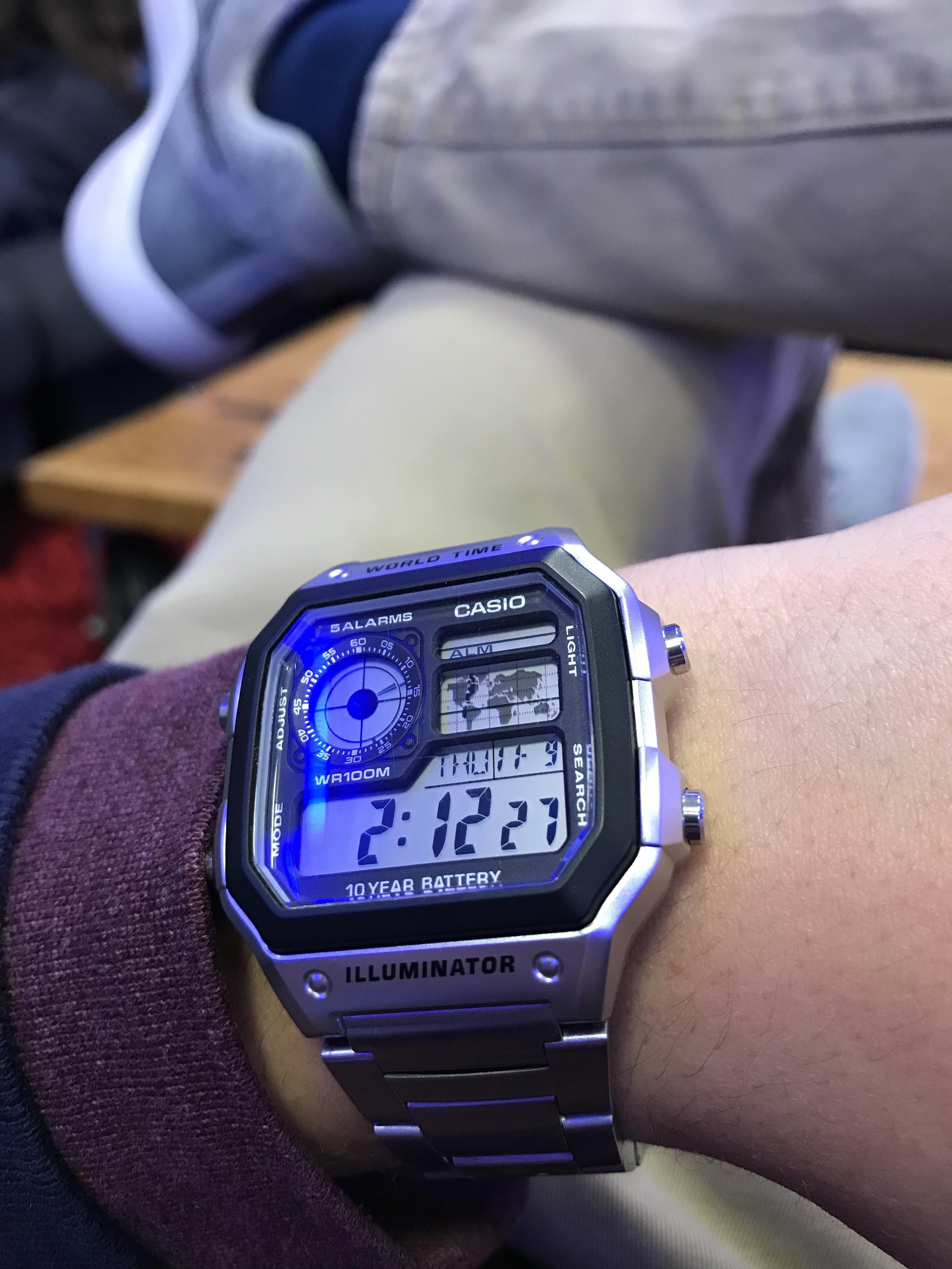 Pin by alireza rostami on Casio Casio, Best watches for