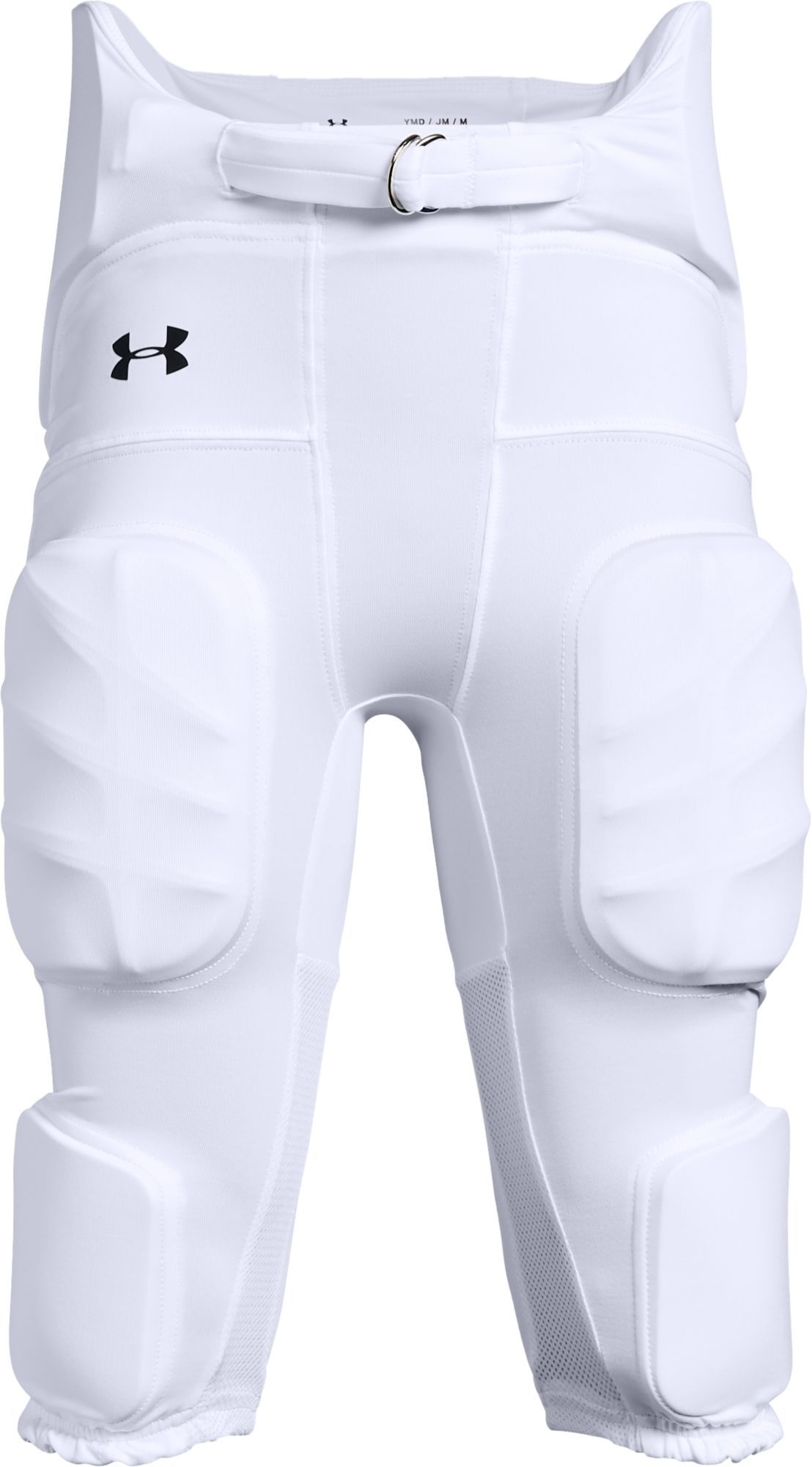 02f8df9f Under Armour Youth Integrated Football Pants, Size: Small, Black ...