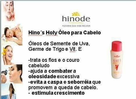 ca05716b6 Óleo para Cabelo | Hinode! ♥ em 2019 | Shopping