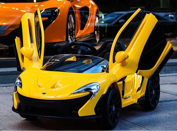 McLaren P1 Toddler Remote Control Ride On Supercar with