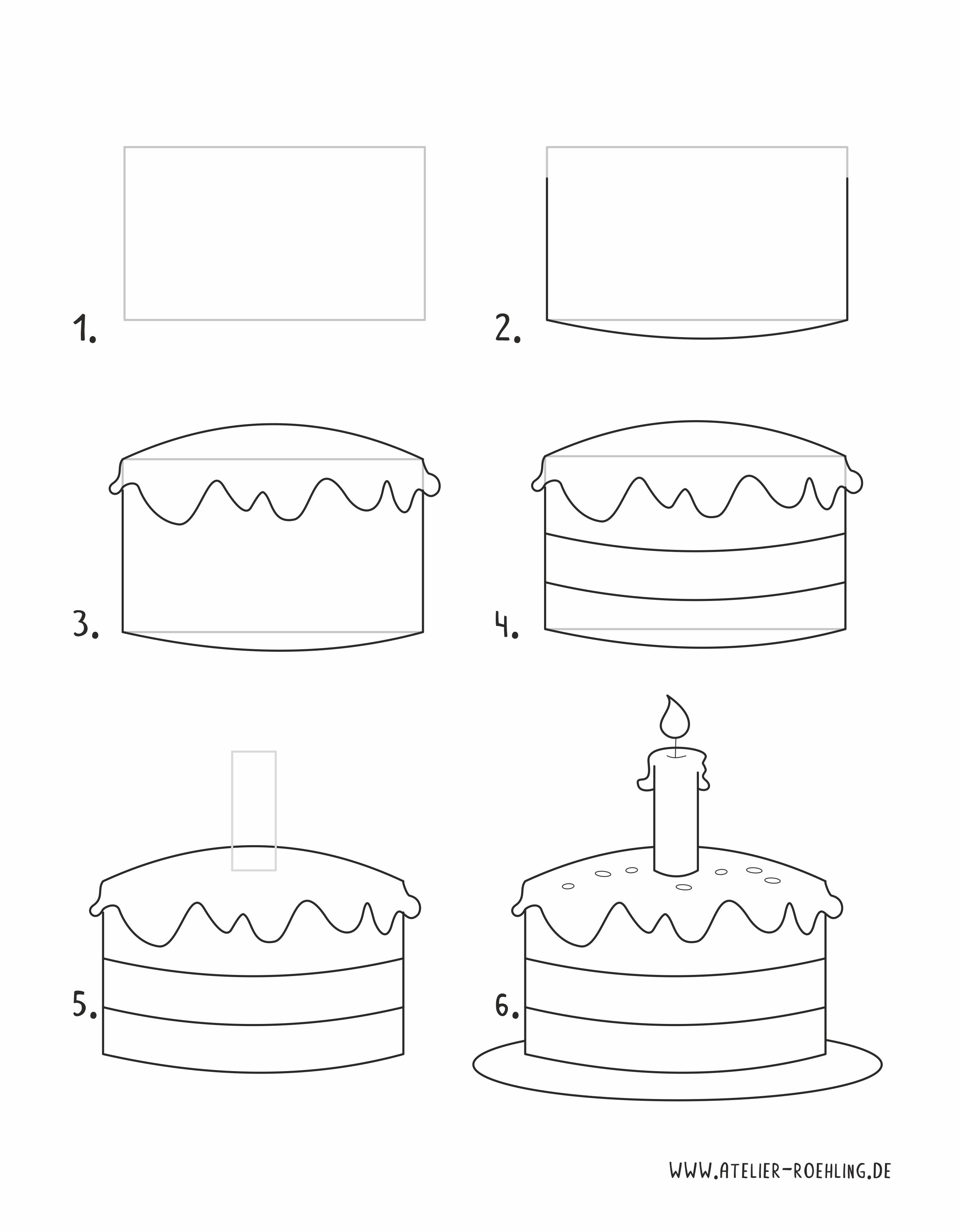 Geburtstag Bilder Zeichnen Geburtstag Geburtstagbilderzeichnen 11