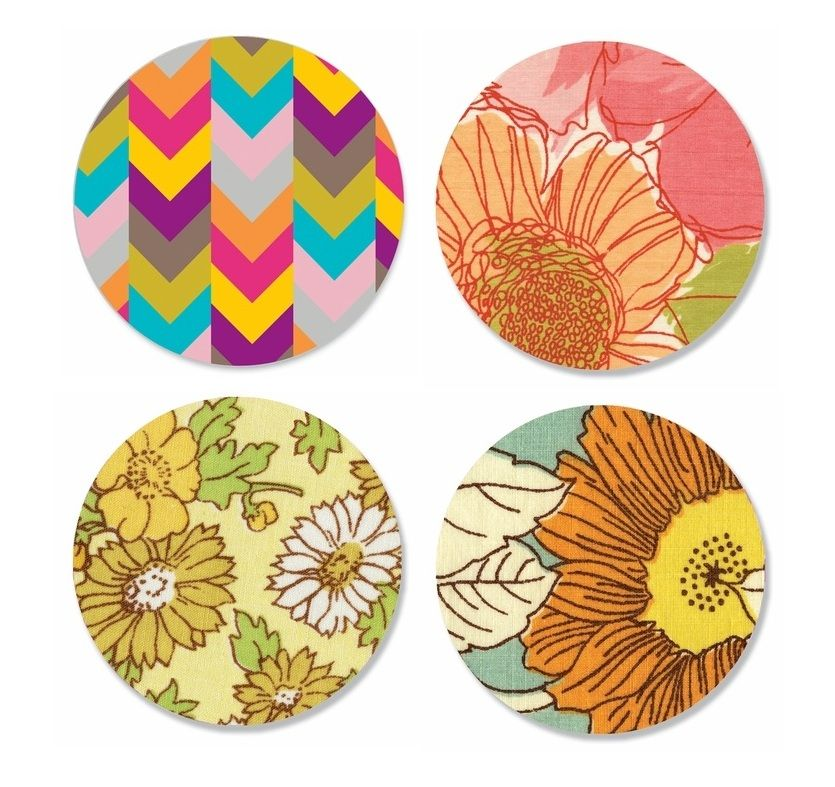 Pretty Coasters Products To Give Pinterest Coasters