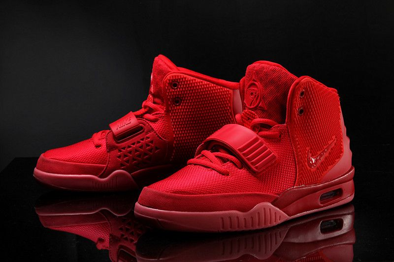 372e2452050 Nike Air Yeezy II Red October