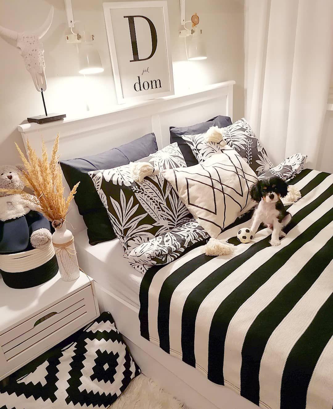 Perfekte Dekoration Furs Schlafzimmer Im Maritim Look Holen Sie