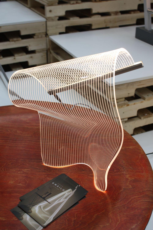 Acrylic Sheets Transform Light Into An Architectural Sculpture Light Sculpture Light Sculpture Installation Acrylic Sheets