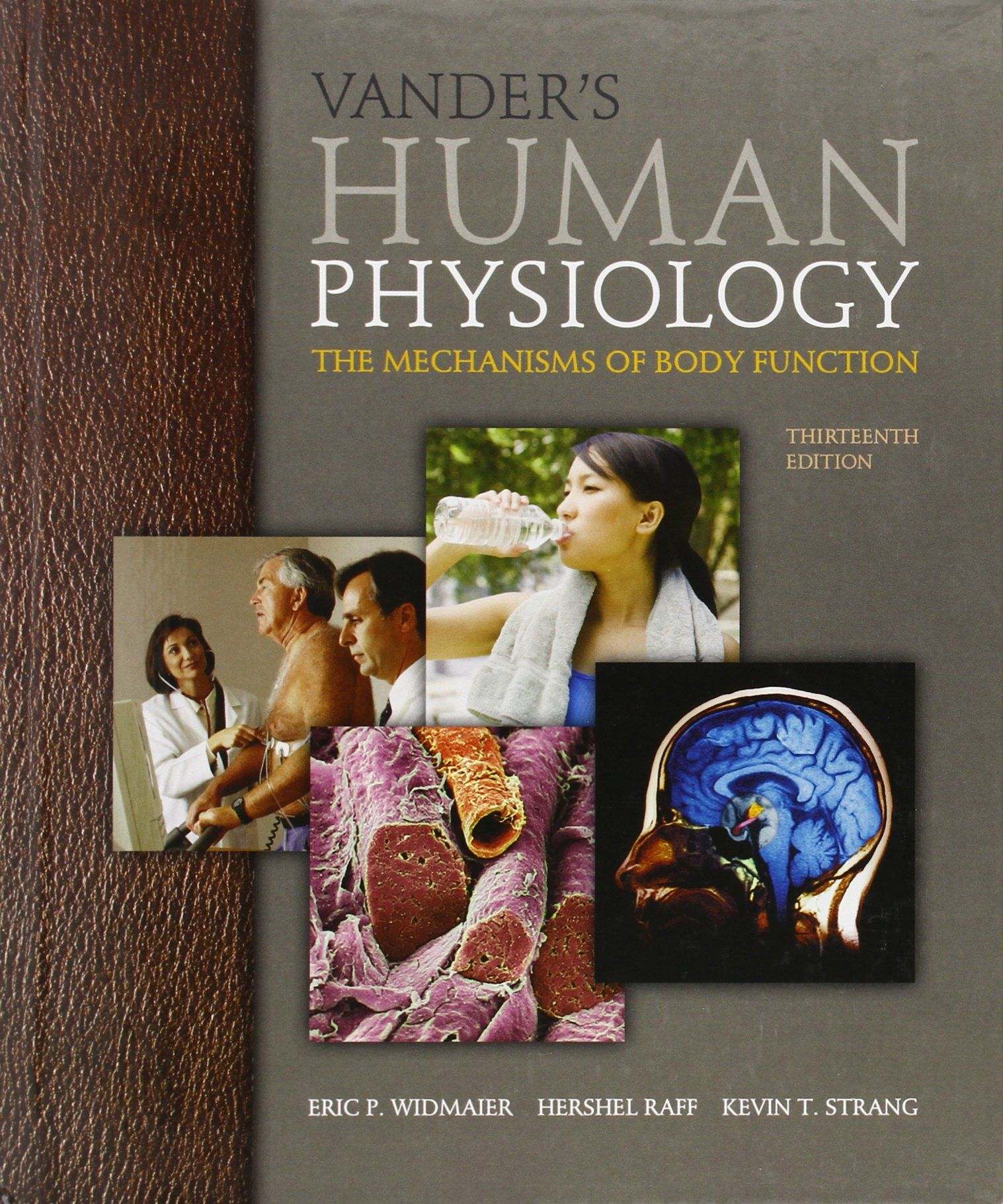 Vander\'s Human Physiology: The Mechanisms of Body Function, 13th ...