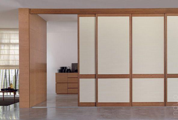 Modelo de #armario Itoitz con puertas correderas #Decoracion