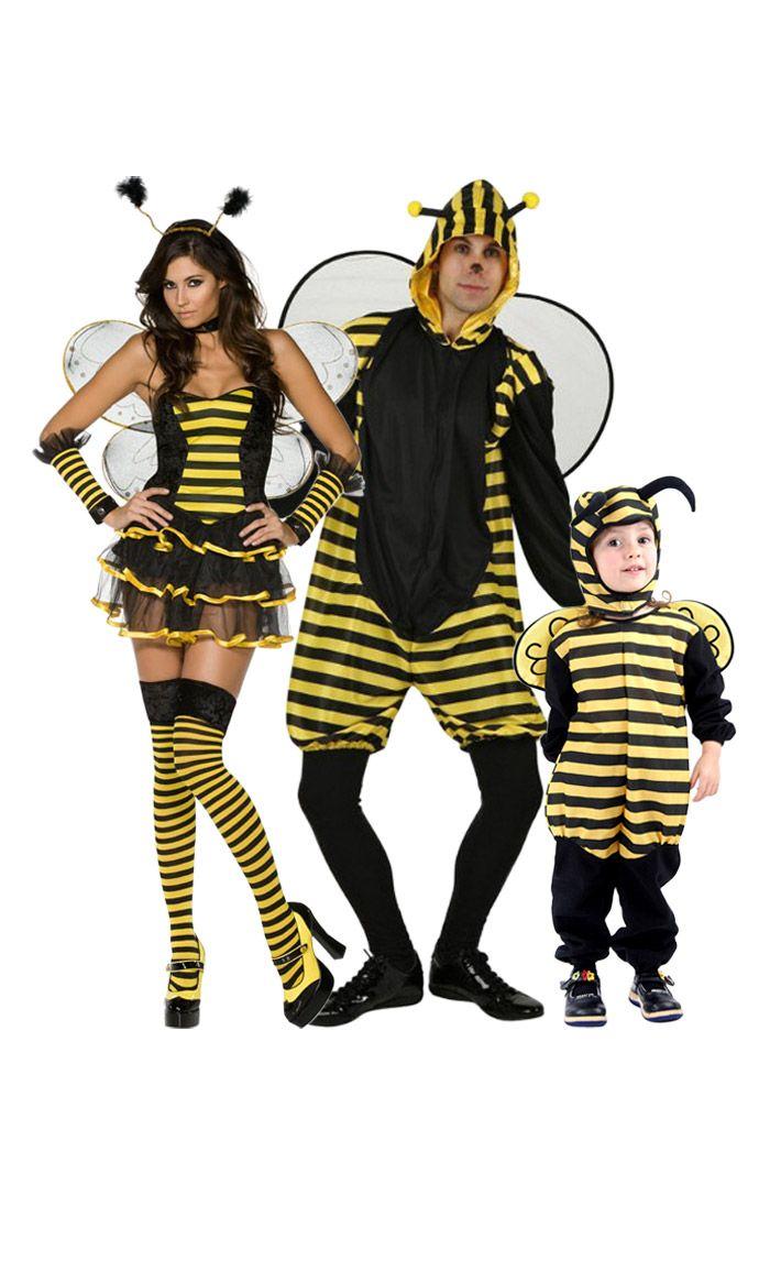 d guisement de famille abeille d guisement abeille sexy. Black Bedroom Furniture Sets. Home Design Ideas