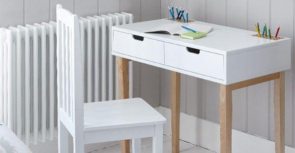 58x45 cm white Ikea SUNDVIK Children-s desk