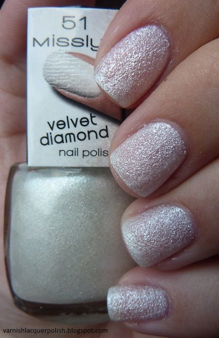 misslyn - rock candy | Manos | Pinterest | Rock candy and Swatch