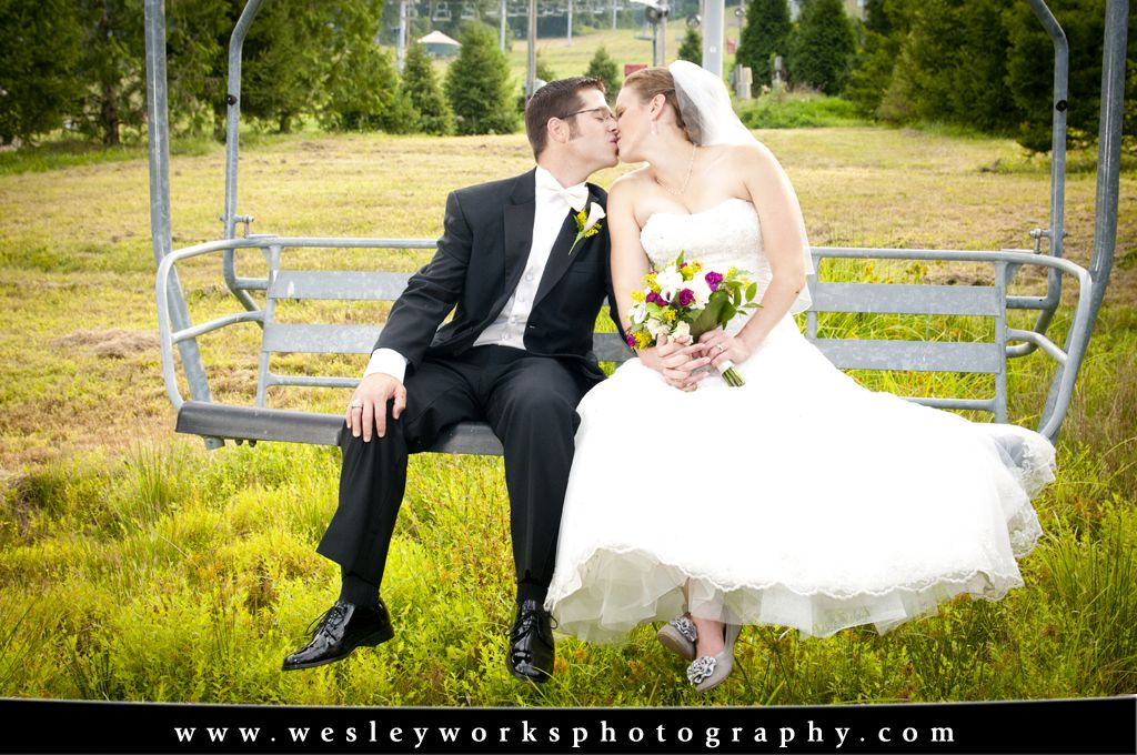 Lehigh Valley Wedding Photography, Bear Creek Mountain Resort, Macungie, PA, Wesley Works Entertainment & Photography