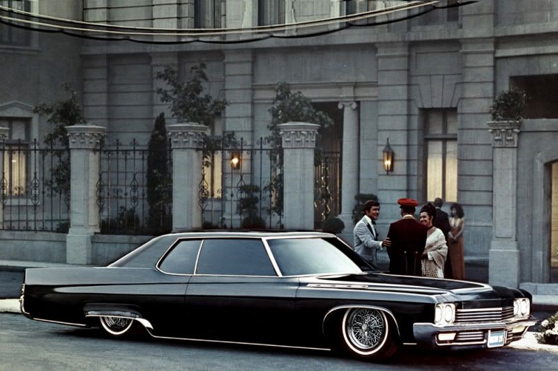 72 Buick Electra