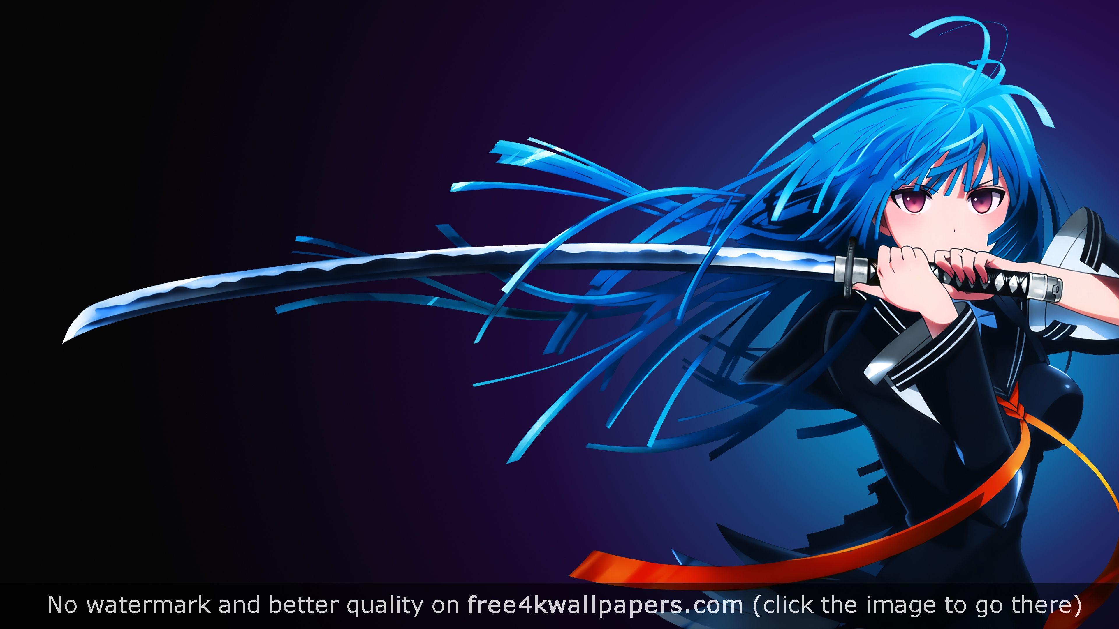 Kisara Tendo 4k Wallpaper Anime Wallpaper Download Hd Anime Wallpapers Cute Anime Wallpaper
