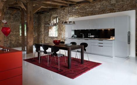 Moderne kuechen warendorf kueche einzeiler 1 kitchen for Warendorf kuchen