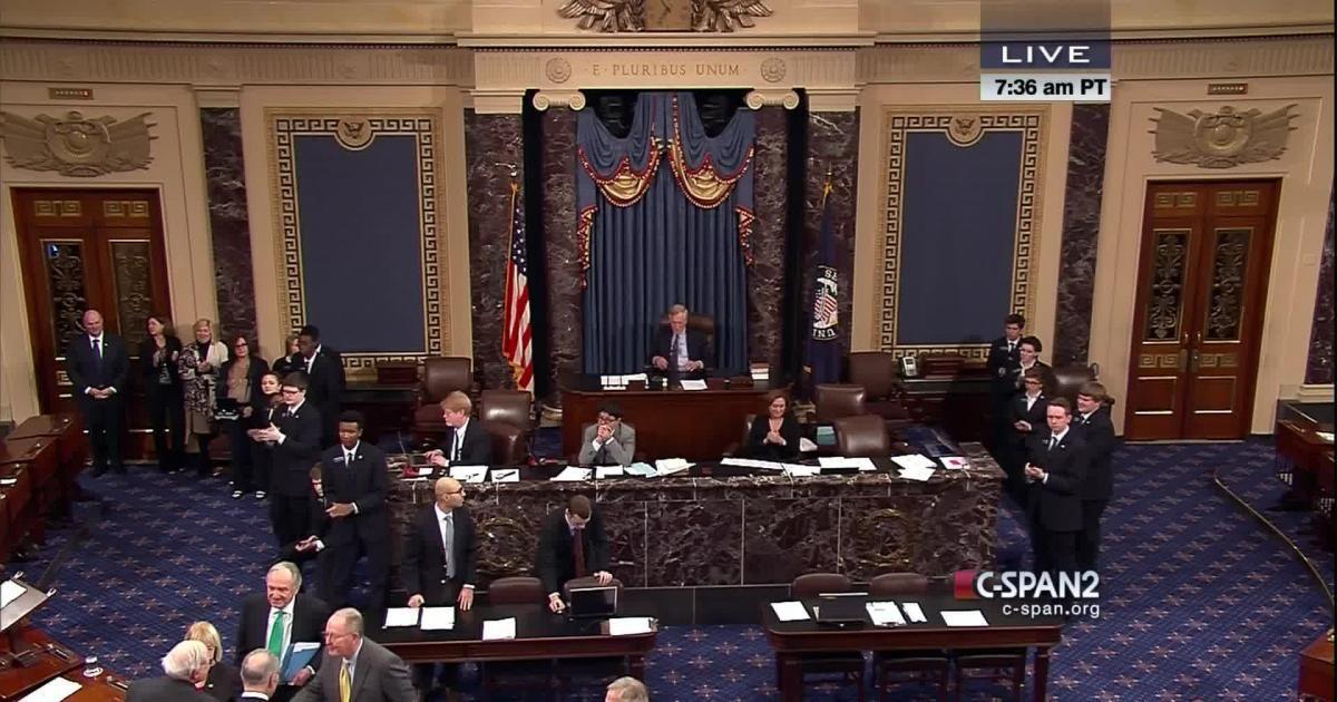 CSPAN Us senate, Obama administration, C span