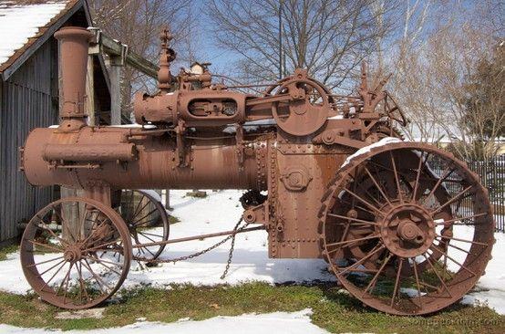 Antique Farm Tractors Bliffin House Collectibles