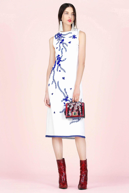 Andrew Gn Resort 2018 Fashion Show | Fashion, Fashion show, Colorful fashion
