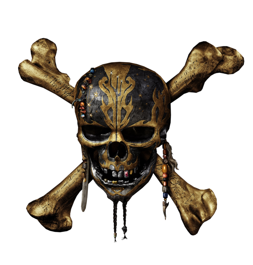 Image Result For Pirates Of The Caribbean Logo Bandeira Pirata Caveira Tatoo