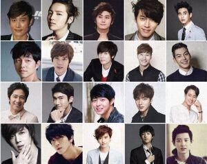 The Most Handsome Korean Actors   TheBestPoll