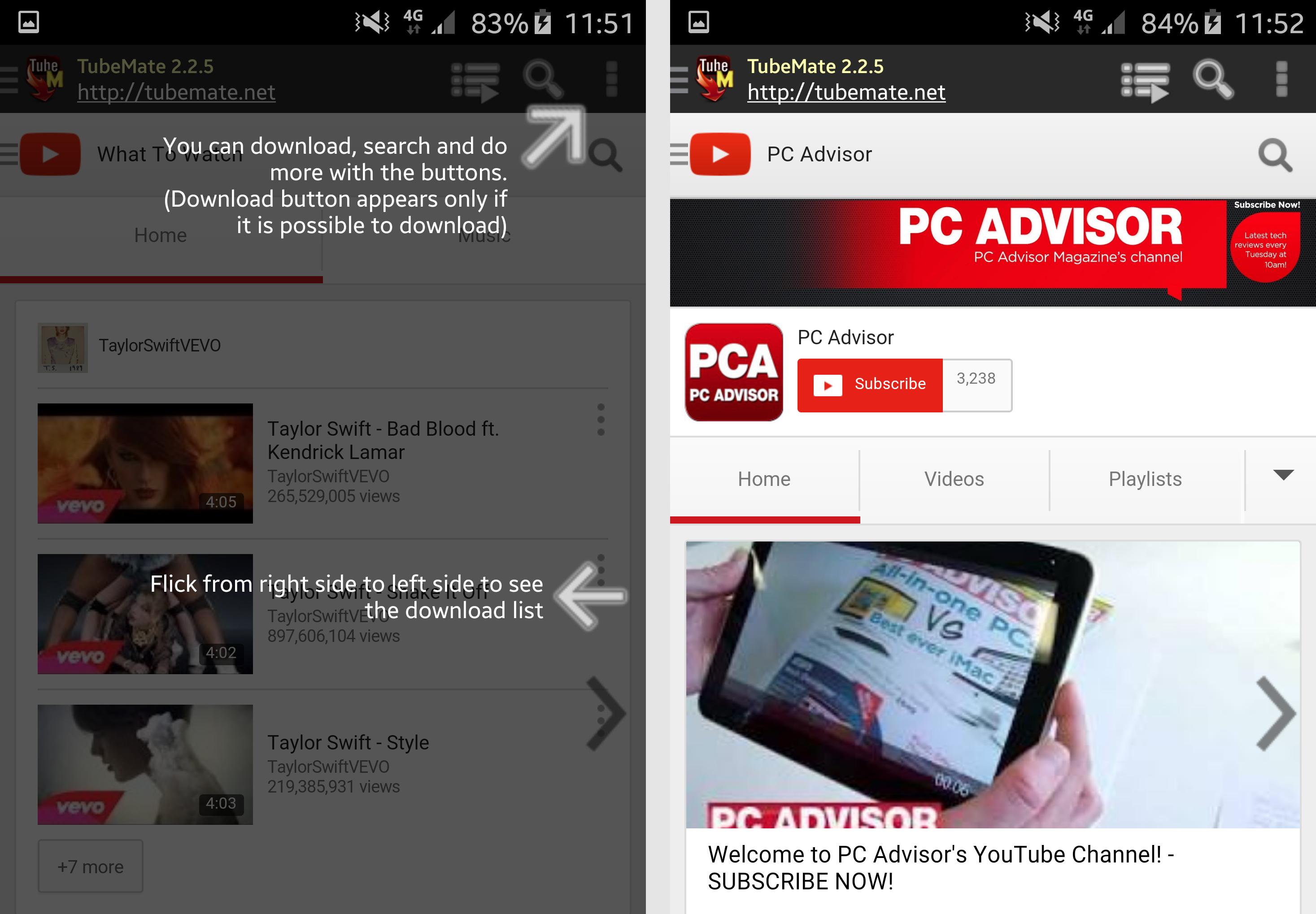 Tubemate Youtube Downloader Android App Apk Full + Pro