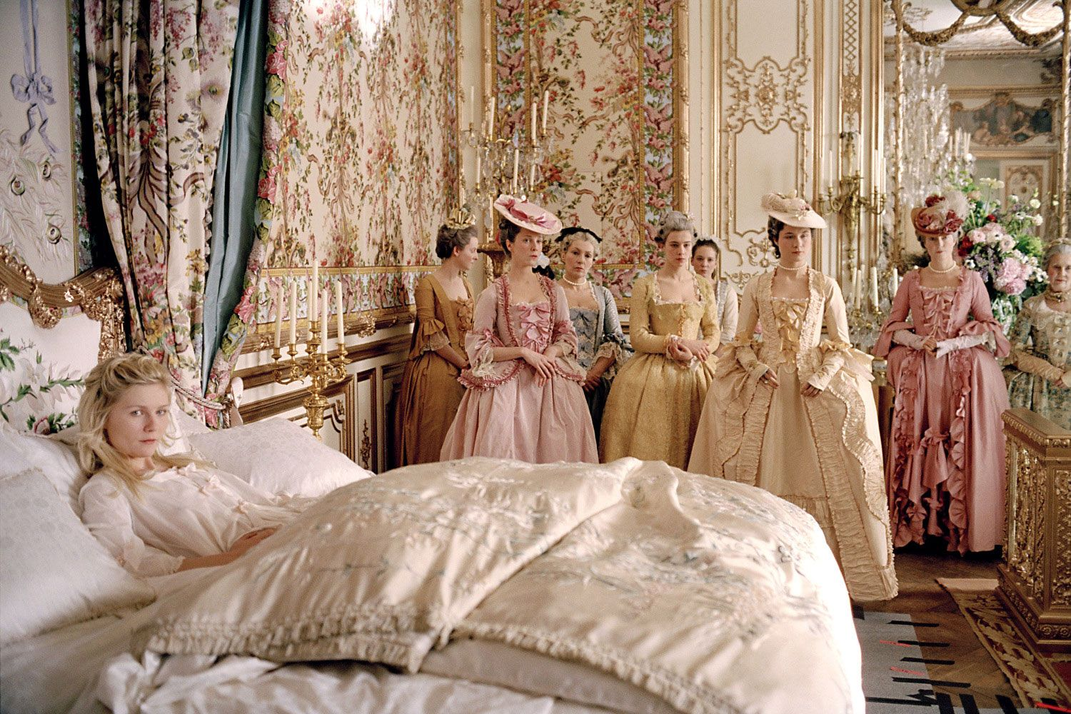 Marie Antoinette Inspired Wedding Dress 88 Inspirational Design in the Movies