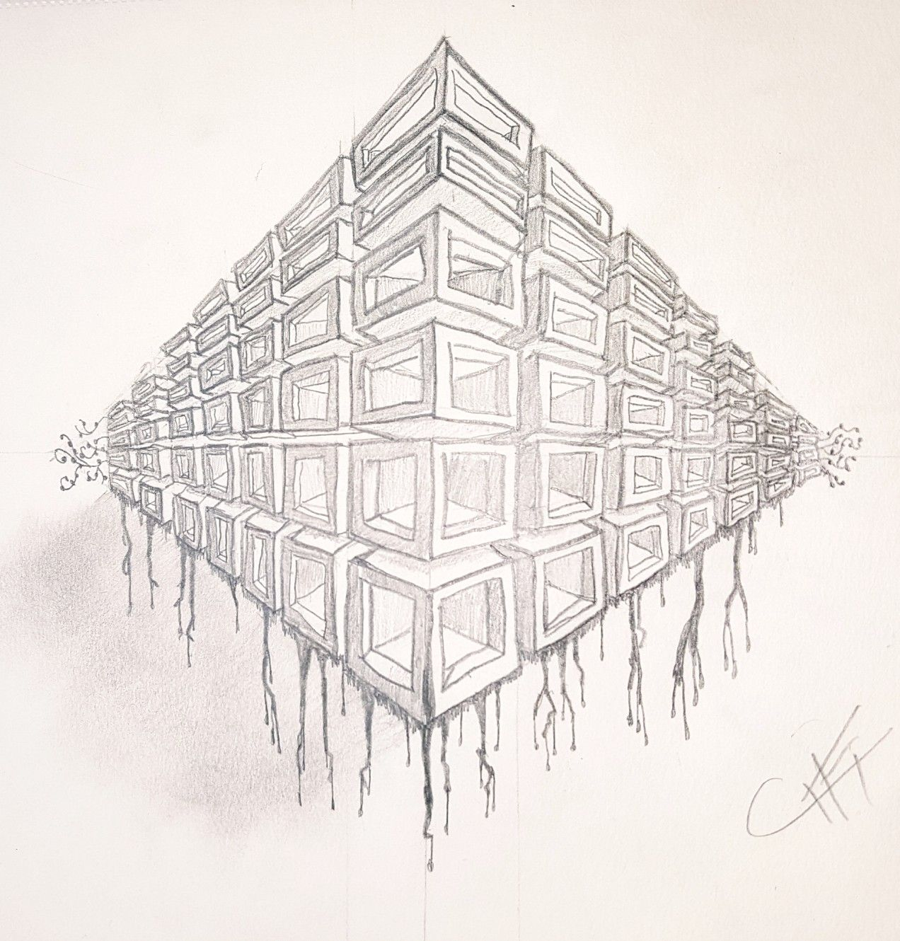 2 Point Perspective 7th