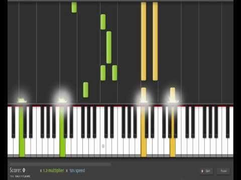 Naruto - Sadness and Sorrow - Piano Tutorial | Learn To Play ...