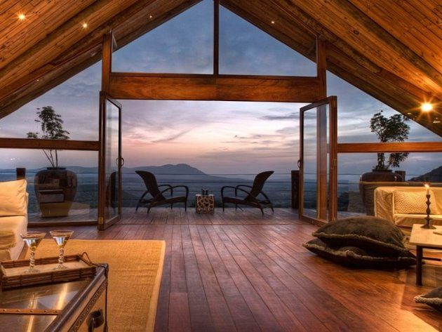 Now that's what I call a view!   (Photo: Courtesy of Explore, Inc.)