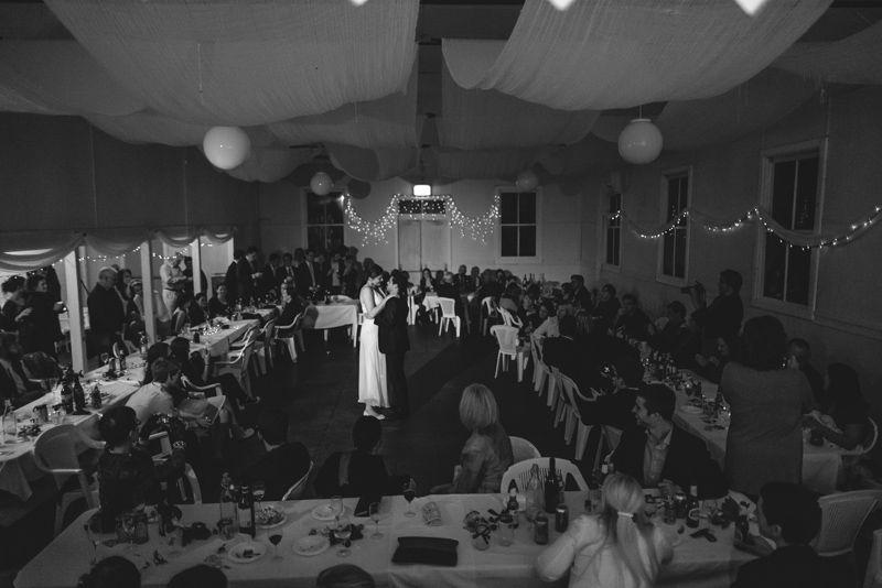 Central Coast Wedding Photographer Wyong Creek Community Hall Reception Image Cavanagh Photography