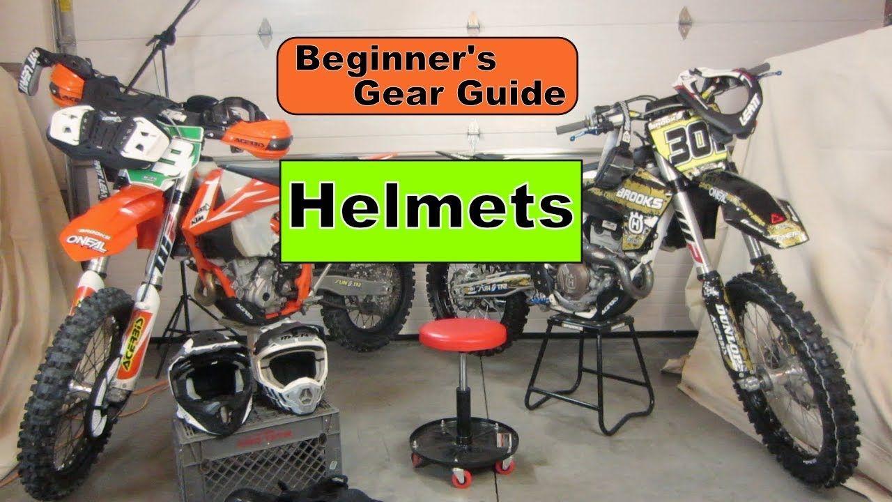 Beginners gear guide 1 helmets bike riding motorcycle