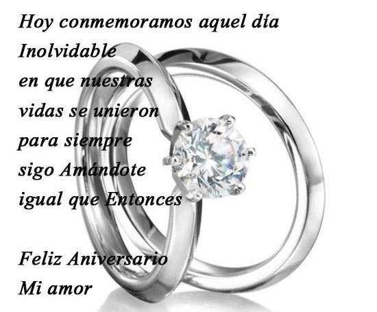 Fiestas y ocasiones especiales Feliz aniversario de boda de plata 25th hermano Y Hermana-En-Law Tarjeta