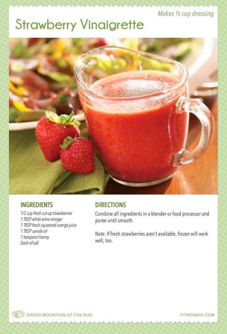 6cfb760facb4a5bde17e862dcb641eb3 Jpg 736 1 080 Pixels Strawberry Salad Dressing Strawberry Vinaigrette Homemade Salads