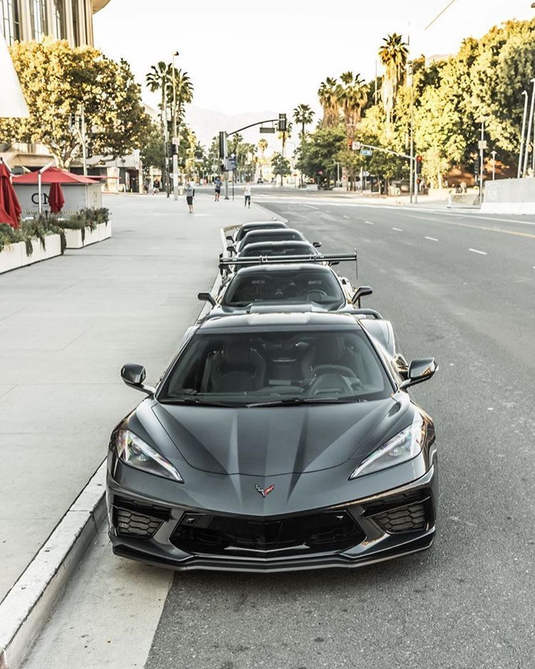 Corvette Society On Instagram Super Clean C8 Owned By Boosted C8 Photo Photographer Dan In 2020 Chevrolet Corvette Corvette Bmw Car
