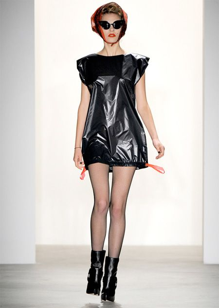 Plastic Bag Fashion That Will Blow Your Mind