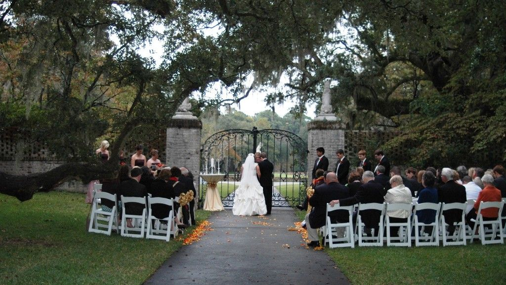 Austin S Caters Weddings At Brookgreen Gardens If You Are Planning A Wedding We Hope Our