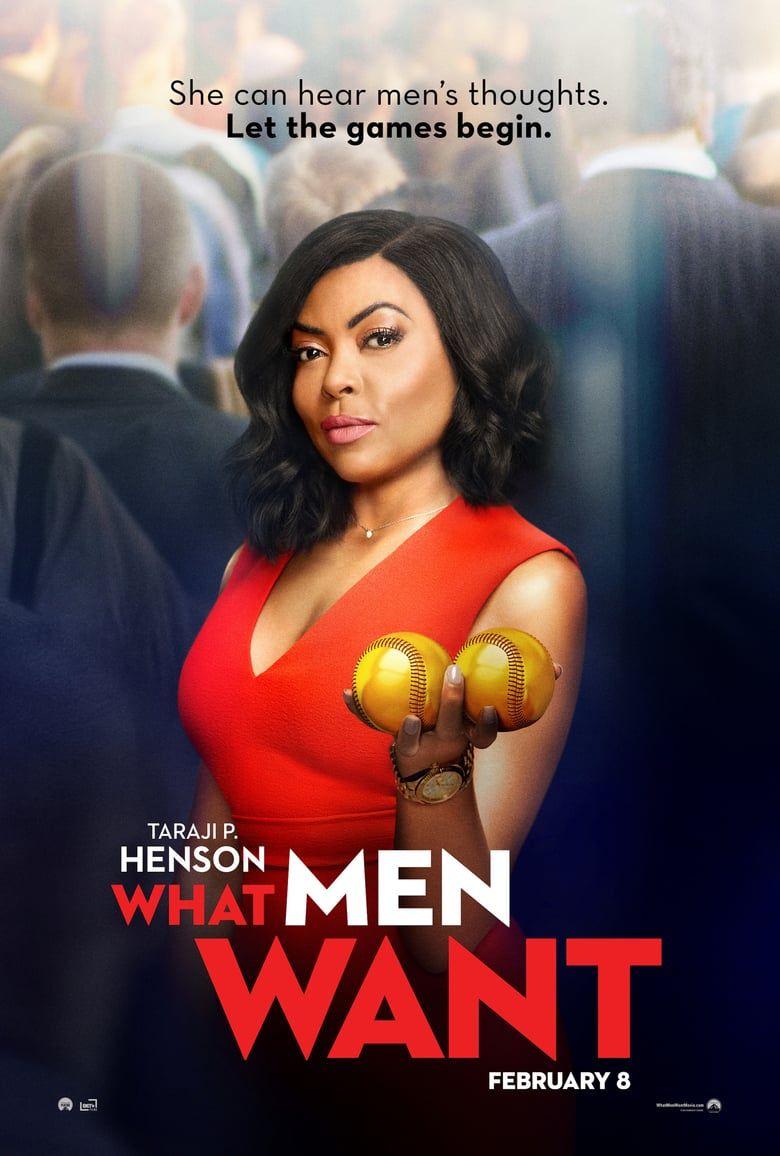 Free Download)))~What Men Want 2019 DVDRip FULL