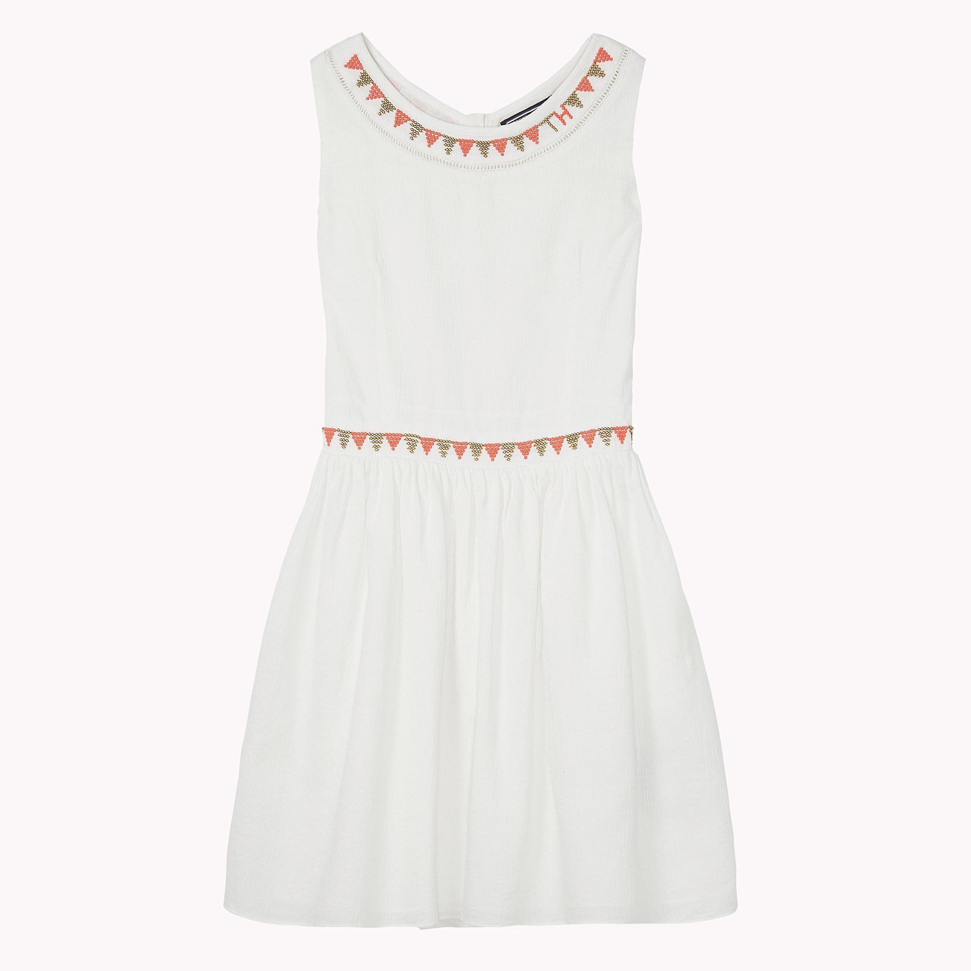 dded229b Tommy Hilfiger Th Kids Beaded Sun Dress - 6 | Products | Tommy ...