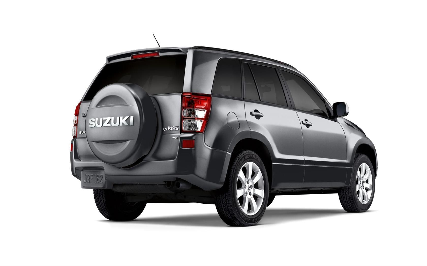 Suzuki Grand Vitara Ii 2012 Images 68918 Jpg 1680 1050 Mobil
