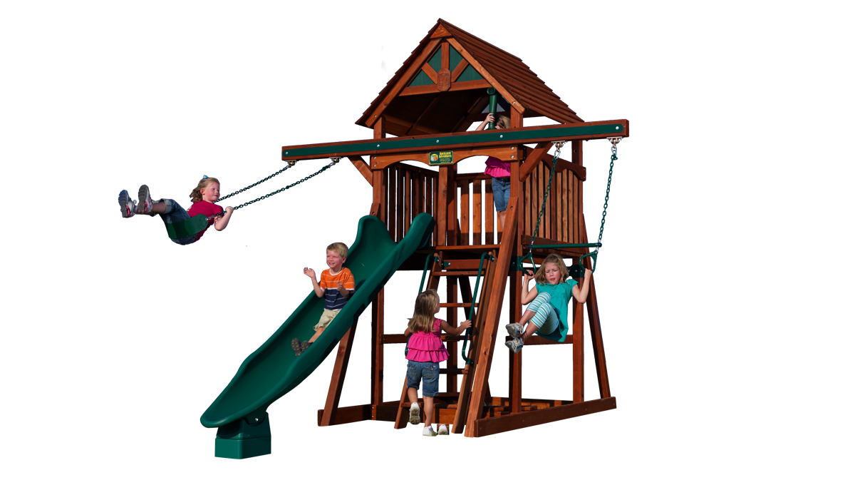 Play Structures For Any Yard Size   Outdoor Playsets   San Francisco    Terra Kids Outdoor