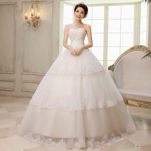 Viajando por el mundo POP - Espacio Kpop : 15 vestidos de novia al ...