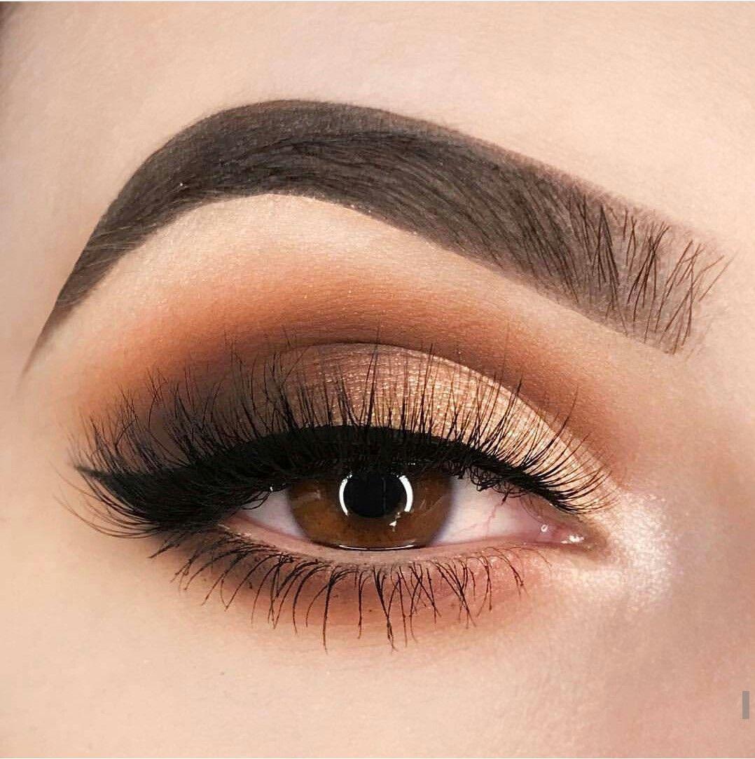 Photo of #browneyeshadow – #browneyeshadow – #bronzeyemakeup #browneyeshadow