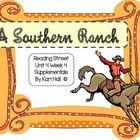 Reading+Street+A+Southern+Ranch+Unit+4+Week+4+Differentiated+Resource+Pack  Contents: Learning+Targets High+Frequency+words+poster Spelling+words+p...