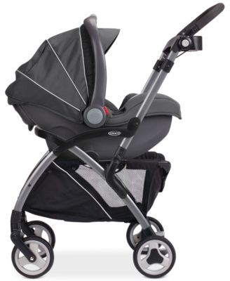 Graco Car Seat And Stroller Combo