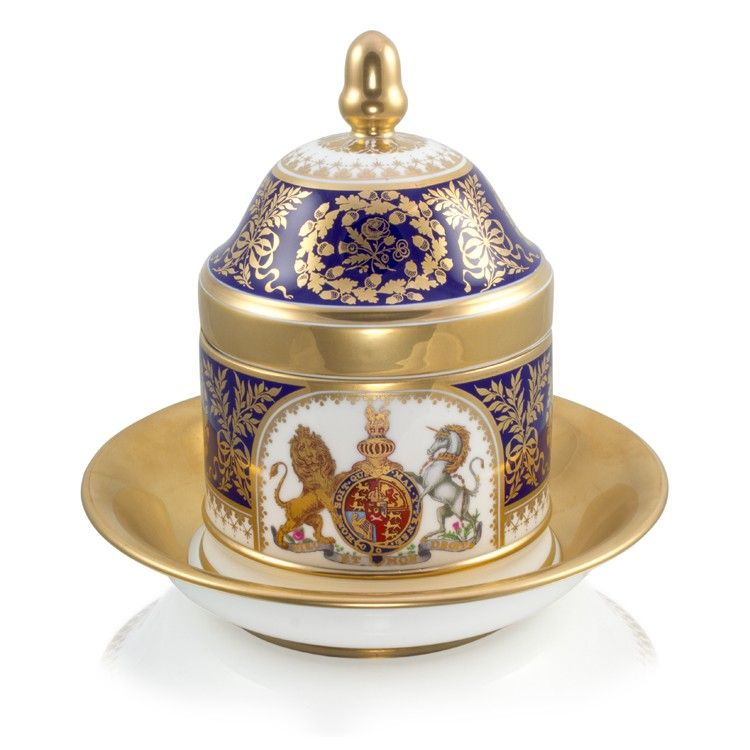 Limited Edition George III Honey Pot Royal Collection Trust Shop