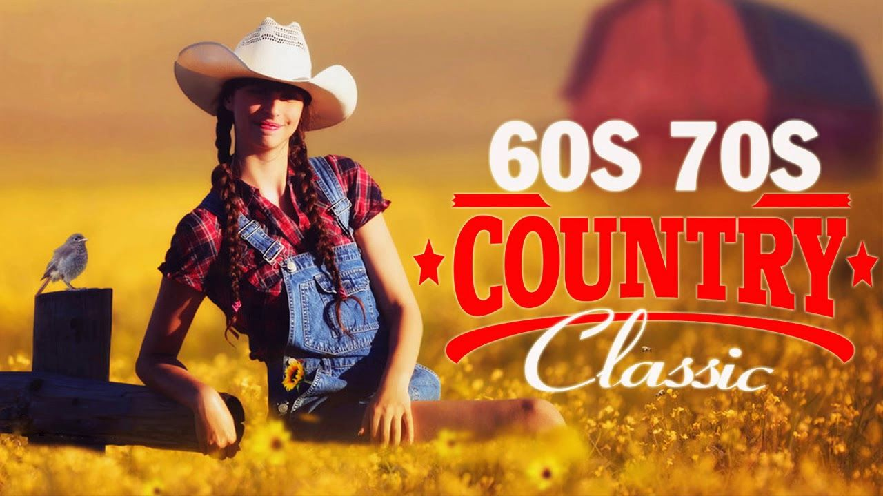 Best Classic Country Songs Of 60s 70s - Greatest Old Country Music ...