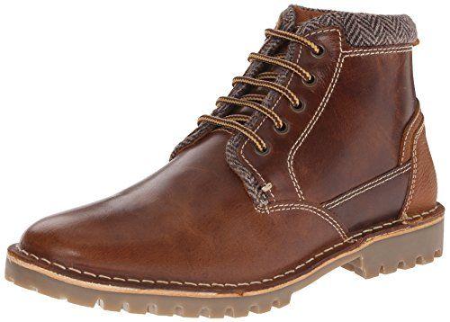 Steve Madden Men's Neptoon Winter Boot, Cognac, 12 M US Steve Madden http:
