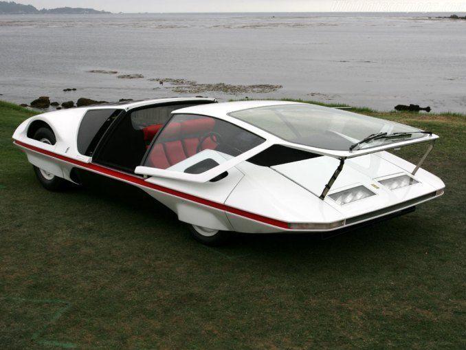 1970 Ferrari 512 S Modulo Concept by Pininfarina #conceptcars #concept #cars #concept #cars #vintage #beautiful