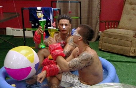 So Funny We Put The Inside Outside The Outside Inside Jersey Shore Pauly D Best Pranks Ever